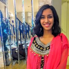 Alishba Rehman, Outreach Lead