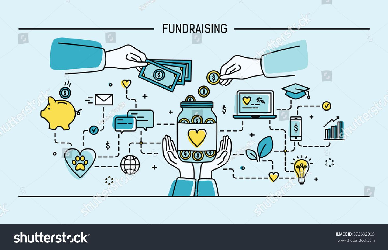 stock-vector-fundraising-line-art-flat-vector-illustration-colorful-573692005.jpg